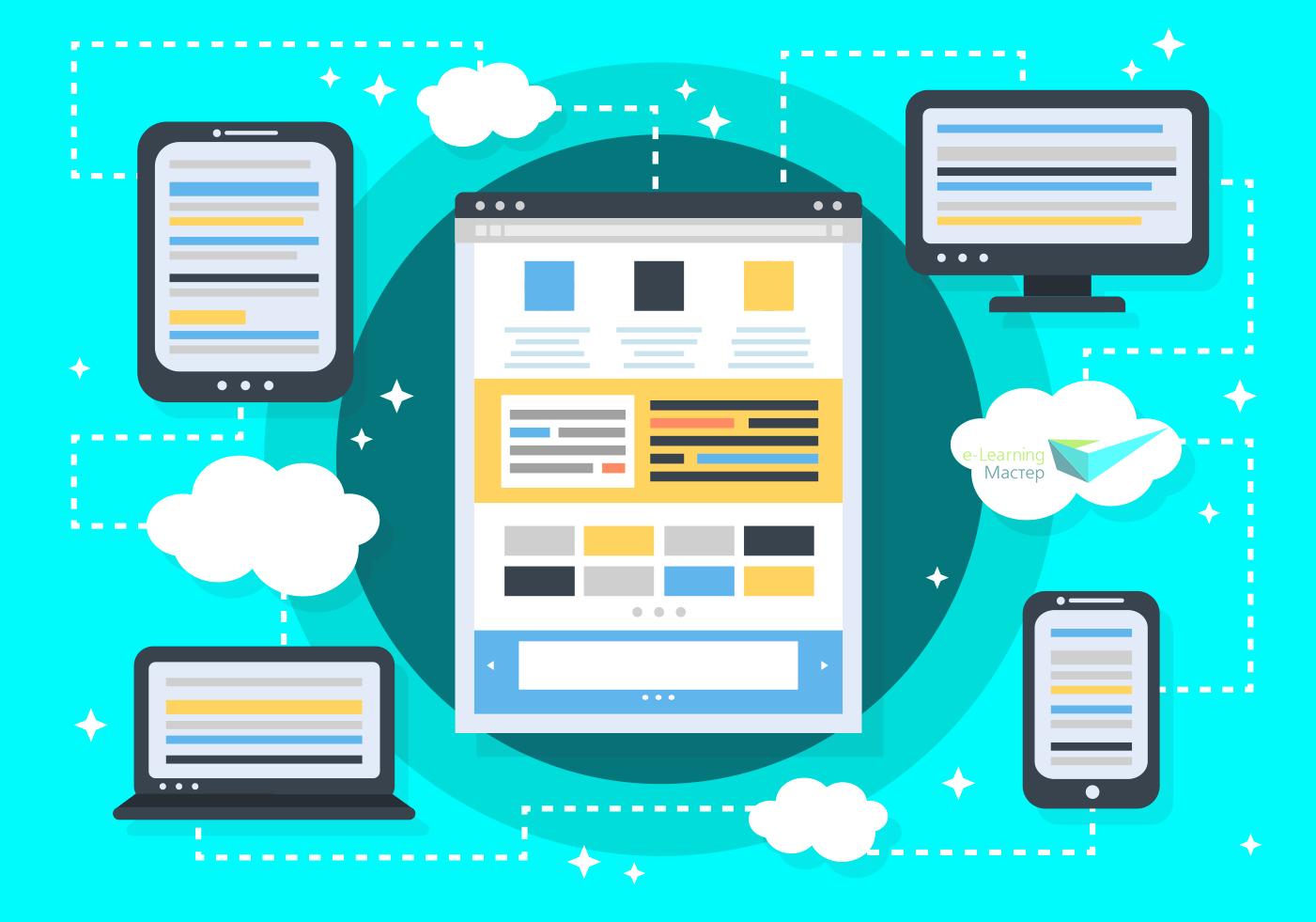 Создание и развитие учебного портала компании